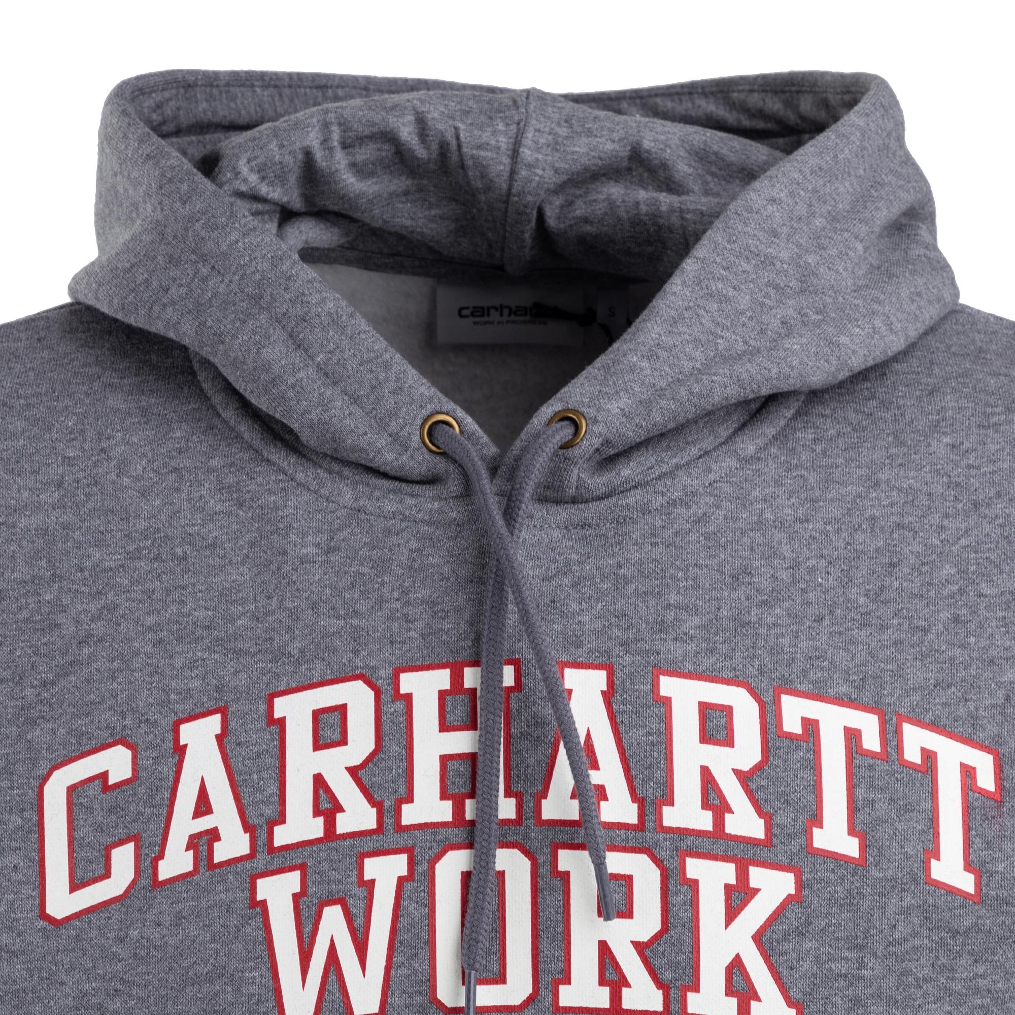 199a4004 Загрузка... Толстовка CARHARTT WIP HOODED WIP DIVISION SWEATSHIRT FW19 от  CARHARTT в интернет магазине www.traektoria