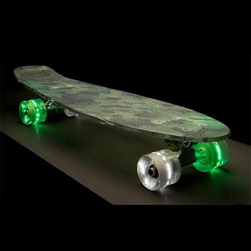 КОМПЛЕКТ СКЕЙТБОРД SUNSET SKATEBOARDS CAMO COMPLETE 27 SS от SUNSET SKATEBOARDS в интернет магазине www.traektoria.ru - 2 фото