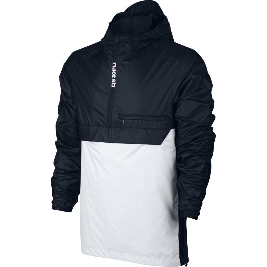 2b2a222a Куртка городская NIKE M NK SB JKT PACKABLE ANORAK FW18 купить в ...