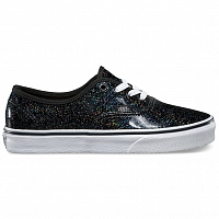 Vans Authentic (Patent Galaxy) black/true white