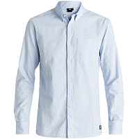 DC OXFORD LS 3 M WVTP LIGHT BLUE