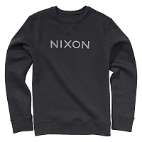Nixon SUMMIT CREW BLACK