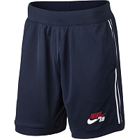 Nike M NK SB SHORT COURT OBSIDIAN/UNIVERSITY RED