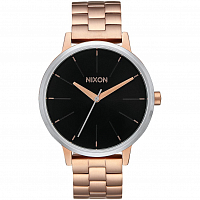 Nixon Kensington ROSE GOLD/BLACK SUNRAY