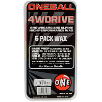 ONEBALL 4WD - 5 PACK FW17 ASSORTED