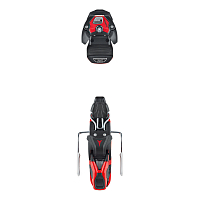 Atomic N WARDEN MNC 11 BLACK/RED