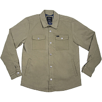 RVCA OFFICERS SHIRT JK FATIGUE