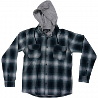 VOL4 DESERT FLANNEL HOOD BREEZE