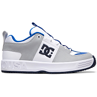 DC LYNX OG M SHOE White/Blue