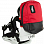 Crab Grab BINDING BAG black and red