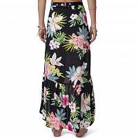 Rip Curl SWEET ALOHA MAXI SKIRT BLACK