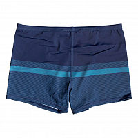 Quiksilver MAPOOLSTRIPES M MEDIEVAL BLUE