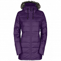 Bonfire HALIFAX JACKET PLUM