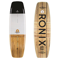 Ronix TOP NOTCH NU CORE 2.0 Black / White / Wood