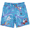RIPNDIP LA MARCH SWEATSHORTS BLUE