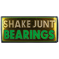 Shake Junt SJ ABEC 7 BEARINGS ASSORTED
