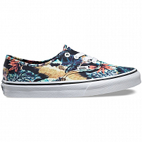 Vans Authentic (Tropical) Multi/Black