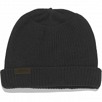 FOLLOW JOHN WEST MENS BEANIE BLACK