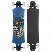 Landyachtz NINE TWO FIVE WOLF BLUE COMPLETE one size