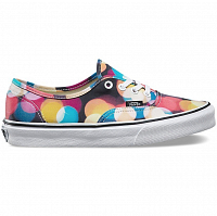 Vans Authentic (Flashing Lights) Black/True White