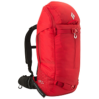 Black Diamond SAGA 40 JETFORCE BACKPACK FIRE RED