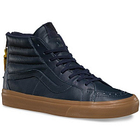Vans SK8-HI REISSUE ZIP (Hiking) navy/gum