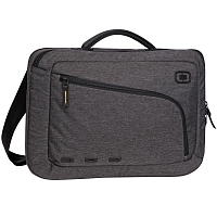 OGIO NEWT SLIM CASE 15 DARK STATIC