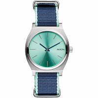 Nixon Time Teller MINT/NAVY