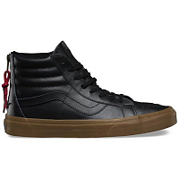 Vans SK8-HI REISSUE ZIP (Hiking) black/gum