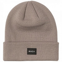 RVCA BEAM UP BEANIE PAVEMENT
