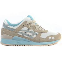 ASICS GEL-LYTE III WHITE/LIGHT GREY