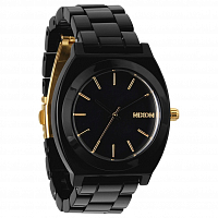 Nixon Time Teller Acetate ALL BLACK/GOLD