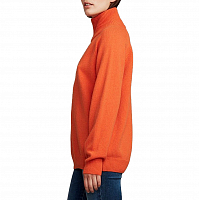 Makia WAFT KNIT ORANGE