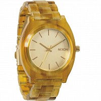 Nixon Time Teller Acetate LIGHT GOLD/AMBER