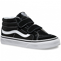 Vans SK8-MID REISSUE V Black/True White