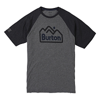 Burton MB MTNJACK ACTIVE GRAY HEATHER