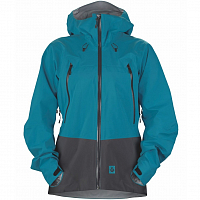 Sweet Protection SALVATION GORE-TEX JACKET PANAMA BLUE/CHARCOAL GRAY