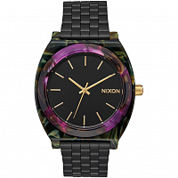 Nixon Time Teller Acetate Multi/Black