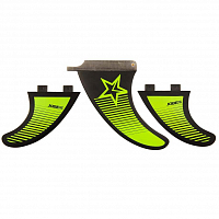 Jobe HONEYCOMB SUP FIN 6 SET 3 PCS ASSORTED