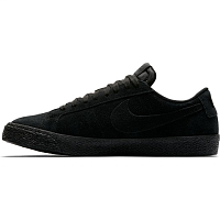 Nike SB ZOOM BLAZER LOW BLACK/BLACK-GUNSMOKE