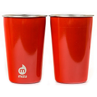 Mizu PARTY CUP SET Glossy Red LE