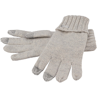 Coal THE WOODS GLOVE LIGHT GREY