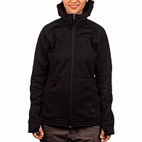 Bonfire TUNDRA FLEECE BLACK