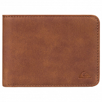 Quiksilver SLIMVINTAGE M WLLT TAN LEATHER
