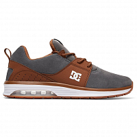 DC HEATHROW IA M SHOE Brown/Grey