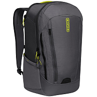 OGIO APOLLO PACK BLACK/ACID