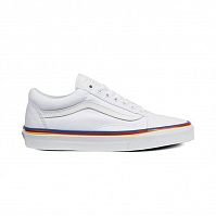 Vans OLD SKOOL (Rainbow Foxing) true white
