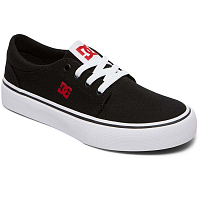DC TRASE TX B SHOE BLACK/RED/WHITE