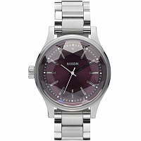 Nixon FACET 38 PLUM