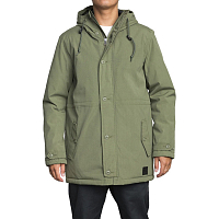 RVCA NO BOUNDARIES PARKA FATIGUE